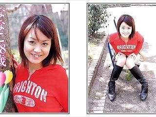 Nanako 18 years frail