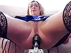 Essex Girl Lisa Loves 10 Inch BBC