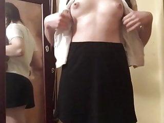 Strip Schoolgirl Teen