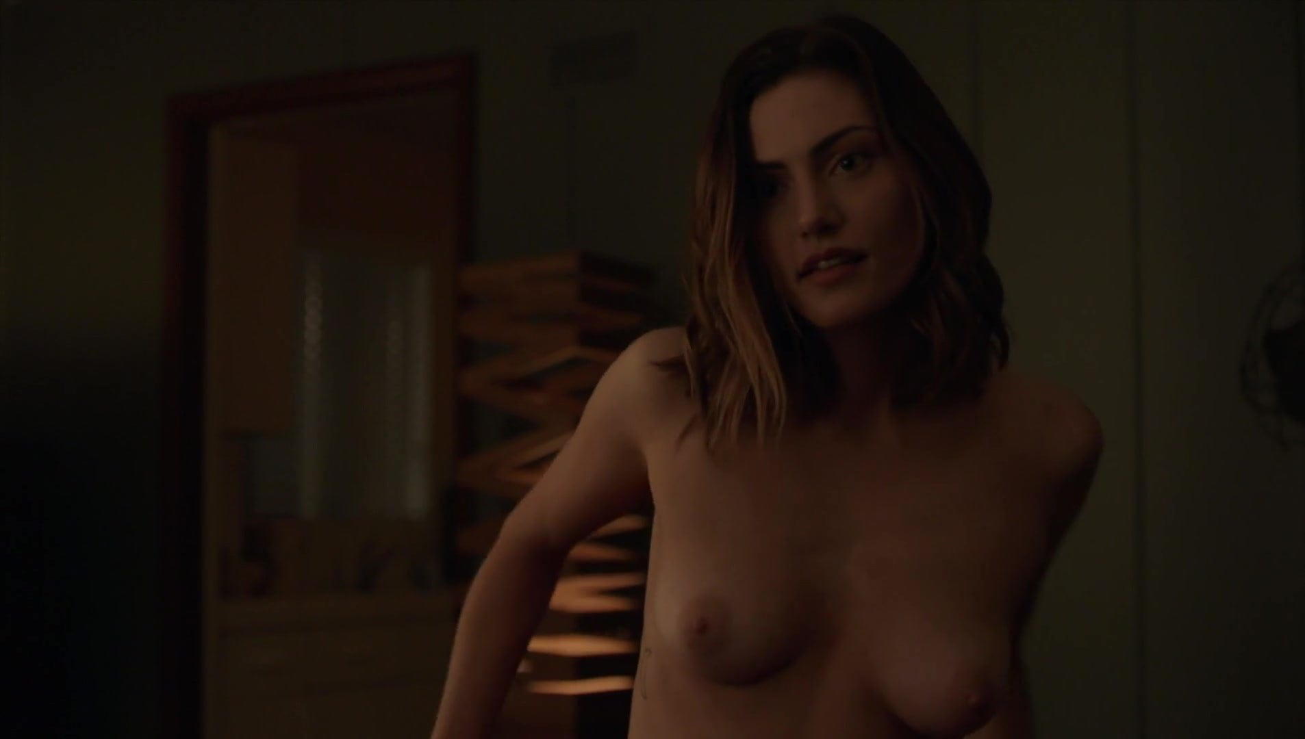 phoebe tonkin porno