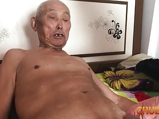 Chinese old man...