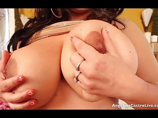 Angelina Castro & Sam38G COCK SUCKING!