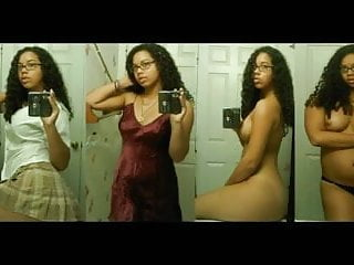 African american amateur girls dressed undressed pics part6...
