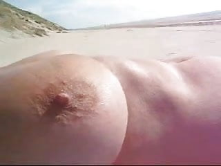 New beach...