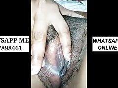 Indian Bhabhi fingering video – whatsapp me 7057898461