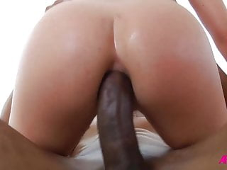 Cute blonde pounded ass by cock...