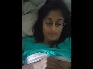 Paki Milf Giving Handjob TO BF Cock, Husband Not Home 3
