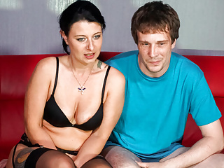 LETSDOEIT – Anniversary Homemovie Sextape With German Couple