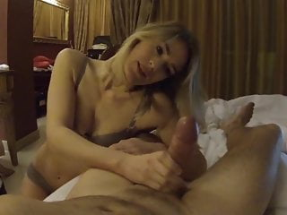 Stunning Divorced MILF Pleasing Her Manager In Hotel Room