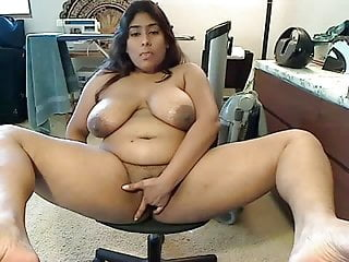 Foreign BBW Webcam