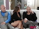 Reena persuades Xander to fuck her hard