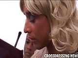Tonight I finally get to be a really sissy crossdresser