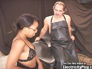 Cool black bondage...