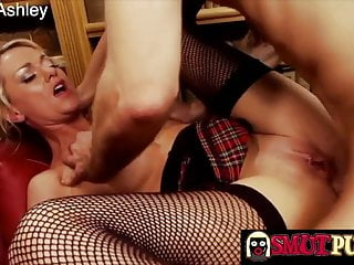 Smut Puppet – MILF With Big Boobs Gets Anal, Compilation Part 1