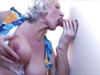 Milf Mature Glory Hole video: NORMA 4