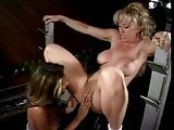 Anita and Kelsey in the gym