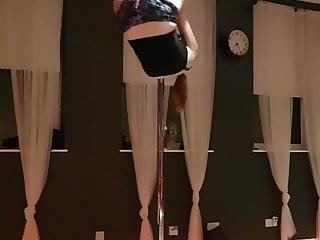 Jaymi-Lee Teen Legs Pole Dancer 2