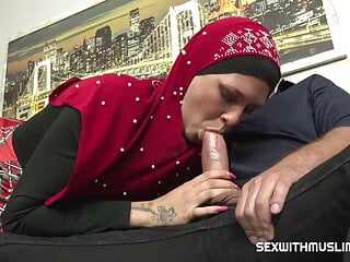 Horny husband wants to fuck her...