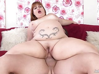 BBW Tiffany Star Twerks Her Massive Ass While Riding Dick