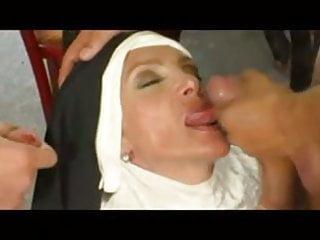 Nun of the horny order