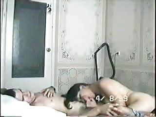 Amateur bed...