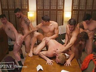 سکس گی Man's Last Wish Is An Orgy With His Ex Lovers: Disruptive muscle  hunk  hd videos group sex  gay tattoo (gay) gay taboo (gay) gay pounding (gay) gay party (gay) gay orgy (gay) gay men (gay) gay lovers (gay) gay guys (gay) gay group (gay) disruptive films (gay) blowjob  big cock  bareback spitroast (gay) bareback  anal