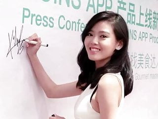 Mediacorp ms kimberly chia hot and sexy cantik...