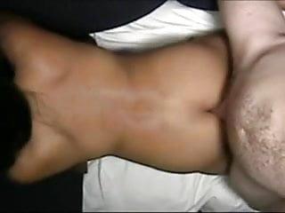 Interracial sex...