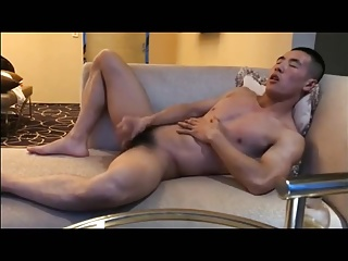 Handsome hot asian hunk...
