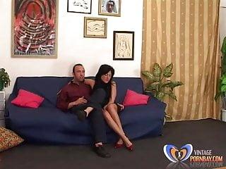 Italian hard in vintage porn...