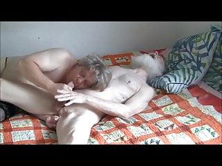 Grandpas sucking dicks...