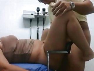 Fucking Exhausting My Massive Jugs Nurse Bitch Pal Moaning Loudly