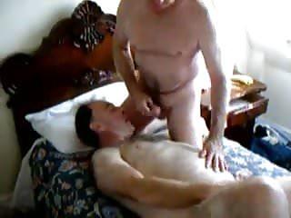 Grandpa masturbating...