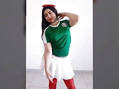 SexyMexican Cosplayer