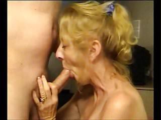 Granny gets the good stuff avi...