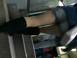 blondes flittchen mit sexy arsch in engen hotpantsPorn Videos