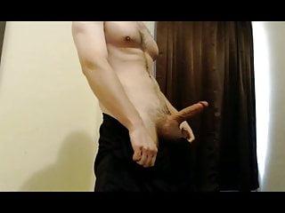 Hot Lifeguard strokes his Big Cock