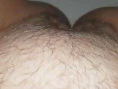 Hot Chubby hairy wet pussy