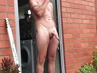 Nudist piss and wank...