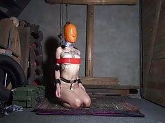 tortured asian slave  bondage Porn Videos