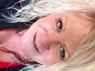BBW Tremendous Tit Blonde Freckled Milf Motel 6 Public Bj